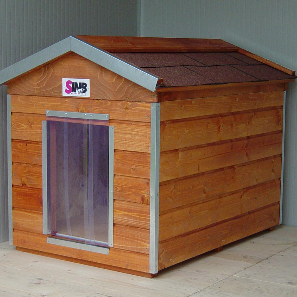 Nyitható tetejű minőségi kutyaház a SINB-től