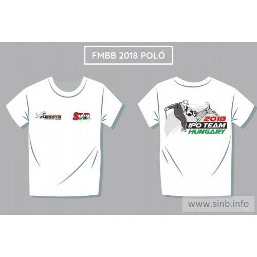 [Polo_FMBB_2018_Women] FMBB 2018 támogatói női póló