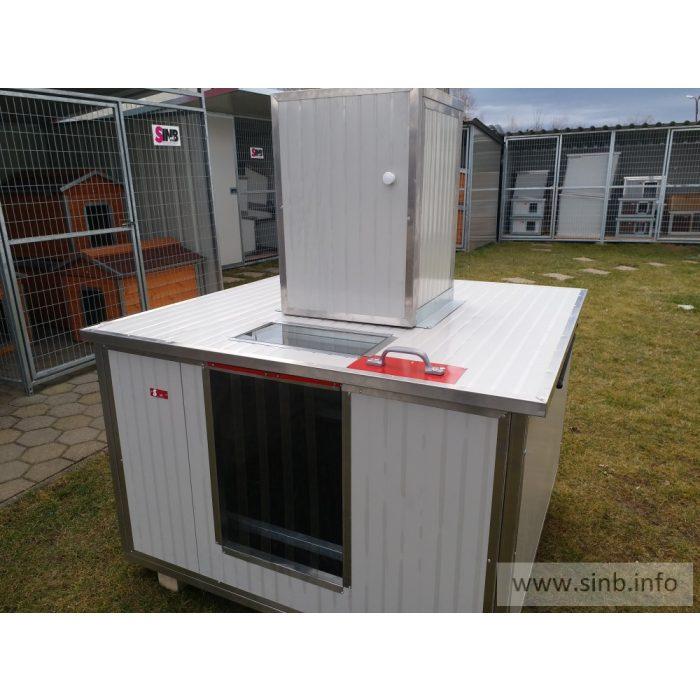 Renato infrafűtéses elletőbox