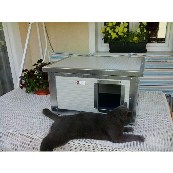 """[RH_C1] Thermo Renato cicaház""""CAT"""" belméret (HxSZxM:54x38x28cm)"""