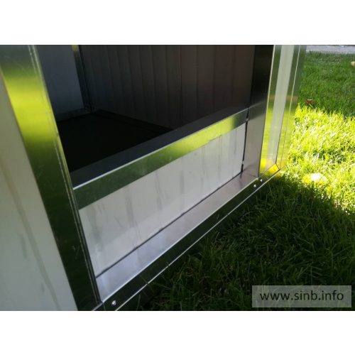 [SILL_REB-150] bejárati küszöb REB-150 elletőboxhoz
