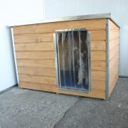 [SM-PA] Thermo Madera kutyaház SMH (ferdetetővel)