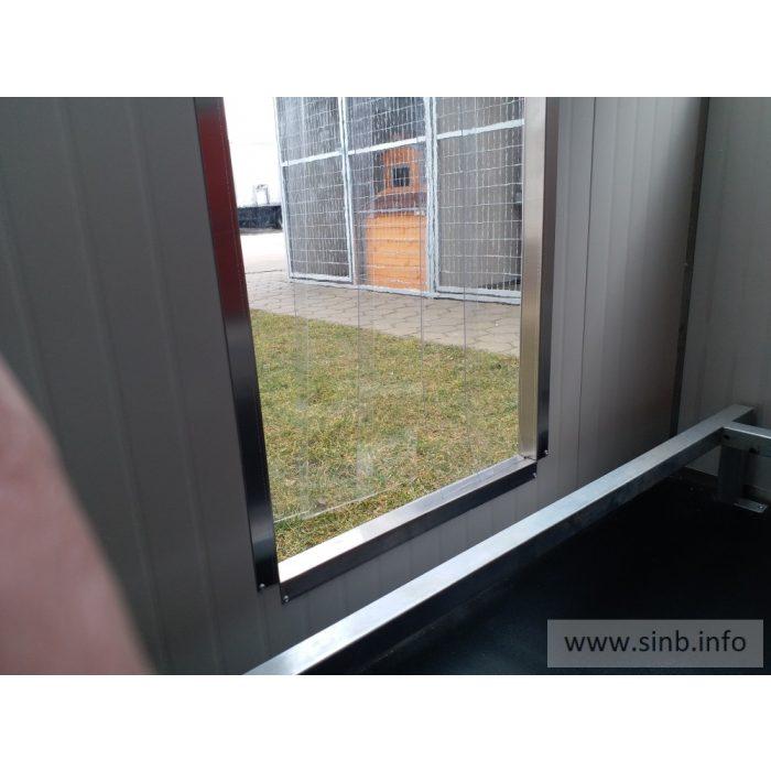 [TFU_REB-100] Szélvédő függöny REB-100 Elletőboxhoz (34*50cm)