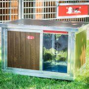 [WH_P] Thermo WOODY kutyaház