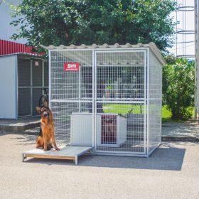 Kutya Kennel - Grid