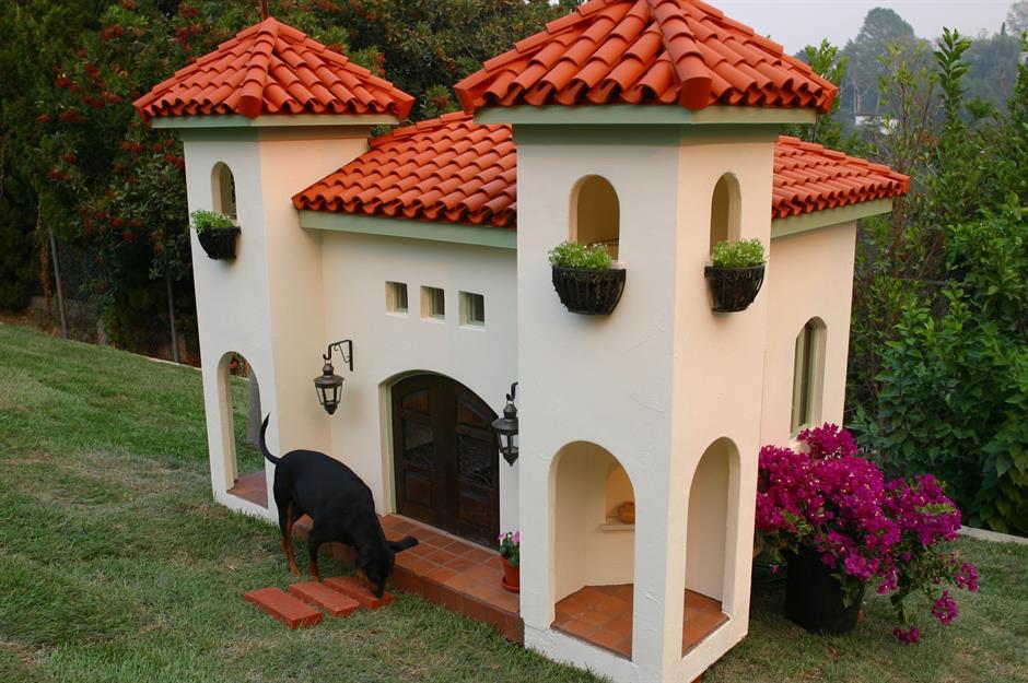 Luxus kutyaházak